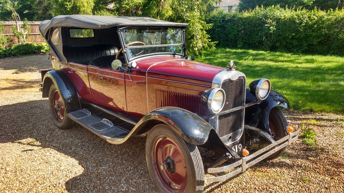1928 Chevrolet AB National Tourer  For Sale (picture 1 of 3)