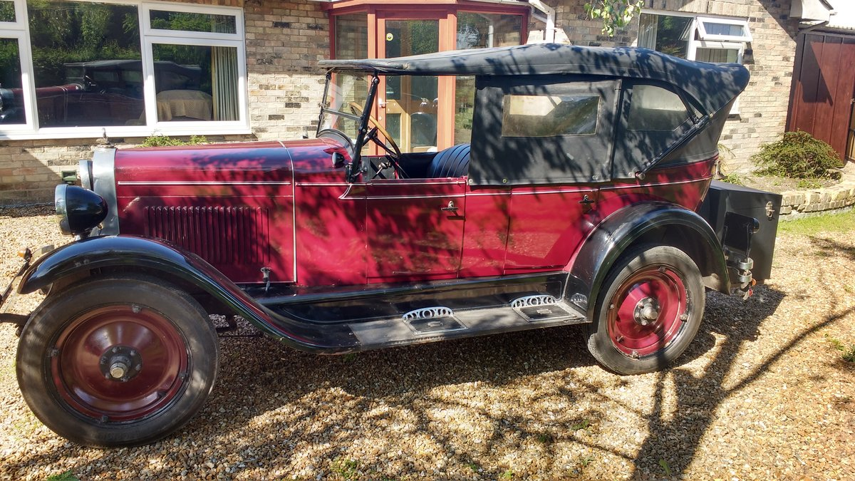1928 Chevrolet AB National Tourer  For Sale (picture 2 of 3)