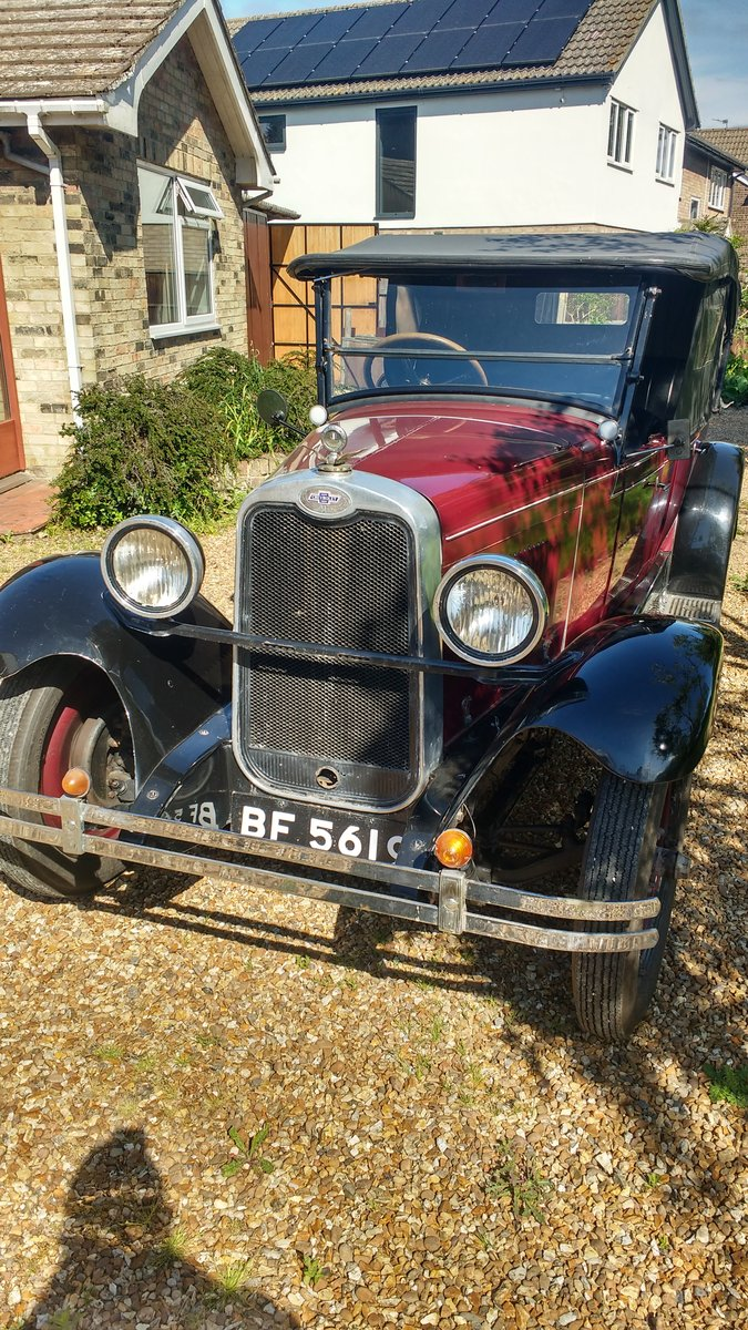 1928 Chevrolet AB National Tourer  For Sale (picture 3 of 3)