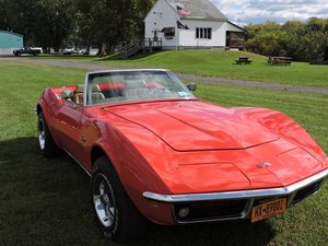 1969 Chevrolet Corvette Convertible (Alplaus, NY) $34,900 For Sale