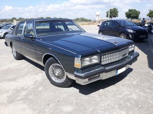 Chevrolet Caprice Brougham year 1987, 5.1L, v.g.c.