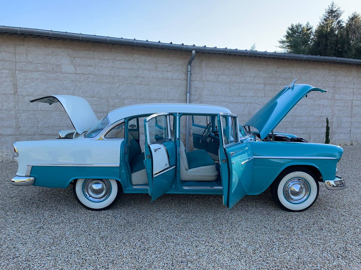 Chevrolet Bel Air 1955, Chevrolet , Chevrolet Bel Air For Sale (picture 4 of 6)