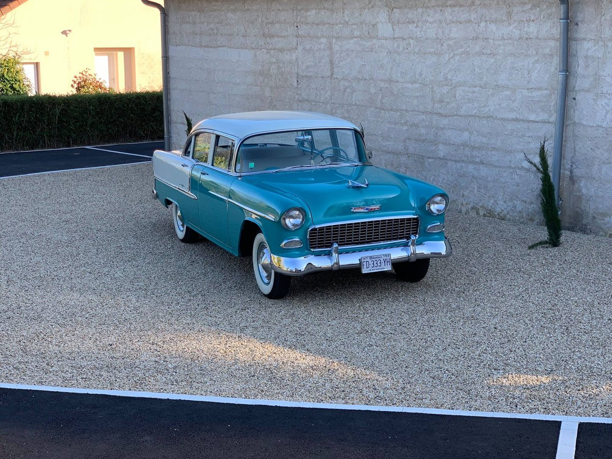 Chevrolet Bel Air 1955, Chevrolet , Chevrolet Bel Air For Sale (picture 5 of 6)