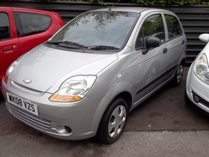 2008 Chevrolet Matiz 800cc For Sale