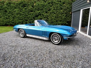 1964 Stunning, UK Registered, Corvette Stingray SOLD