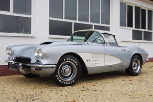 1961 Corvette C 1 - LHD - german documents - UK delivery possible For Sale