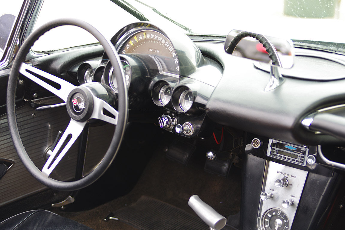 1961 Corvette C 1 - LHD - german documents - UK delivery possible SOLD (picture 5 of 6)