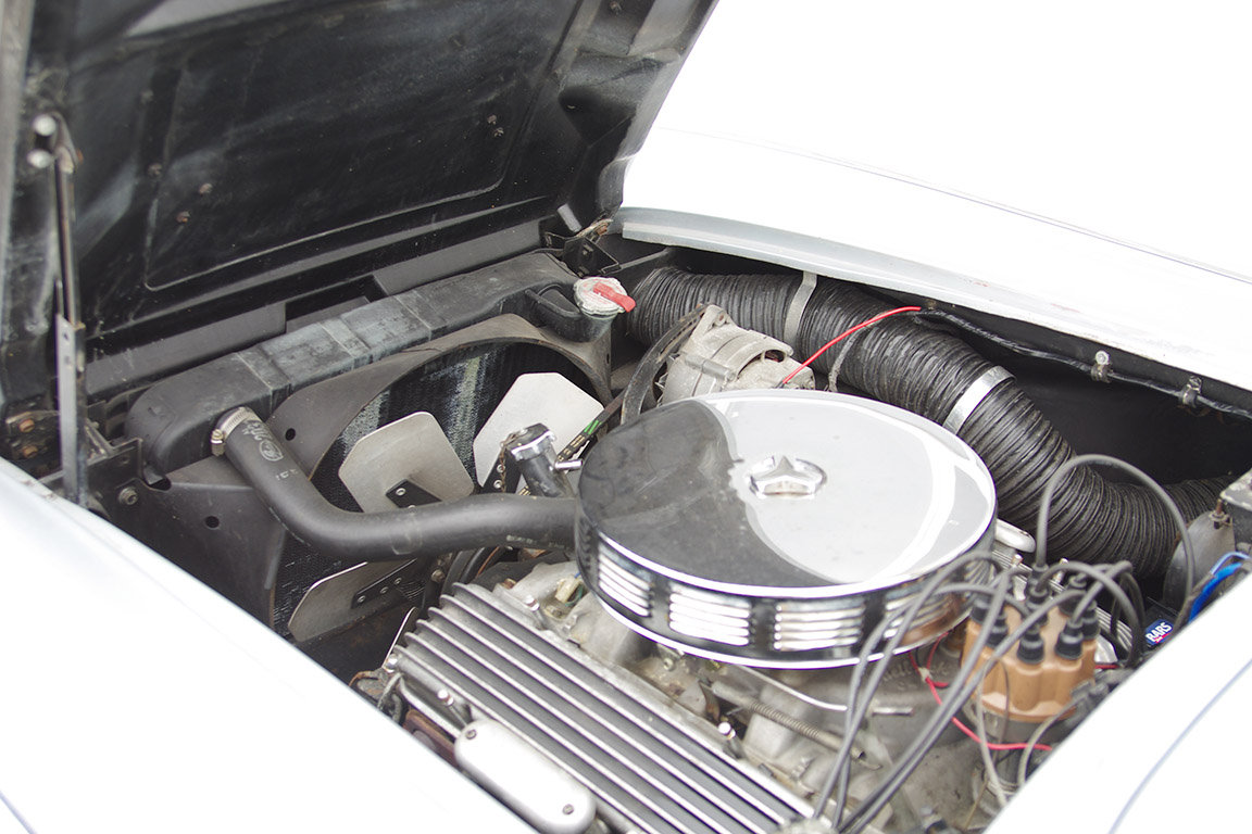 1961 Corvette C 1 - LHD - german documents - UK delivery possible SOLD (picture 6 of 6)