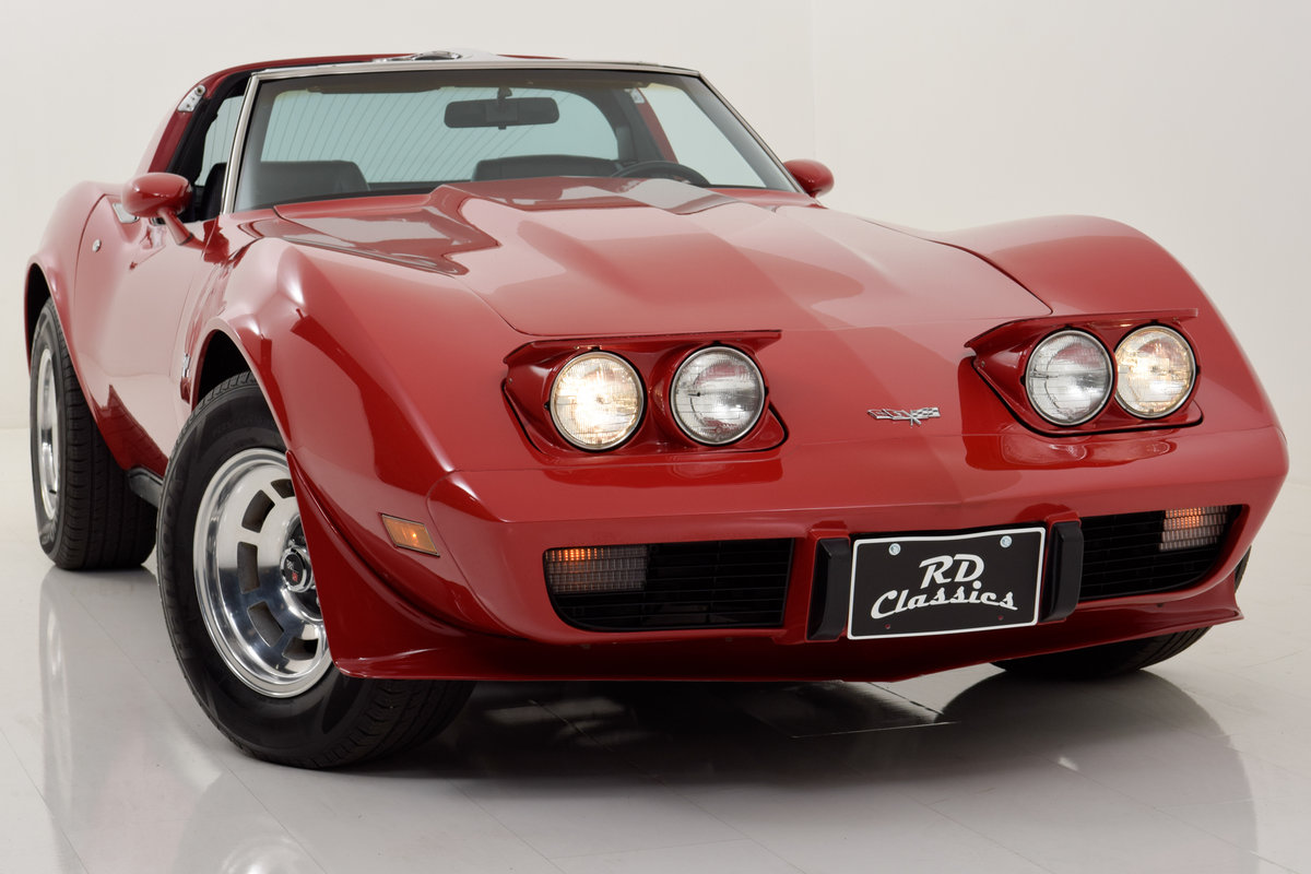 1979 Chevrolet Corvette C3 Targa - Matching Numbers! For Sale (picture 1 of 6)