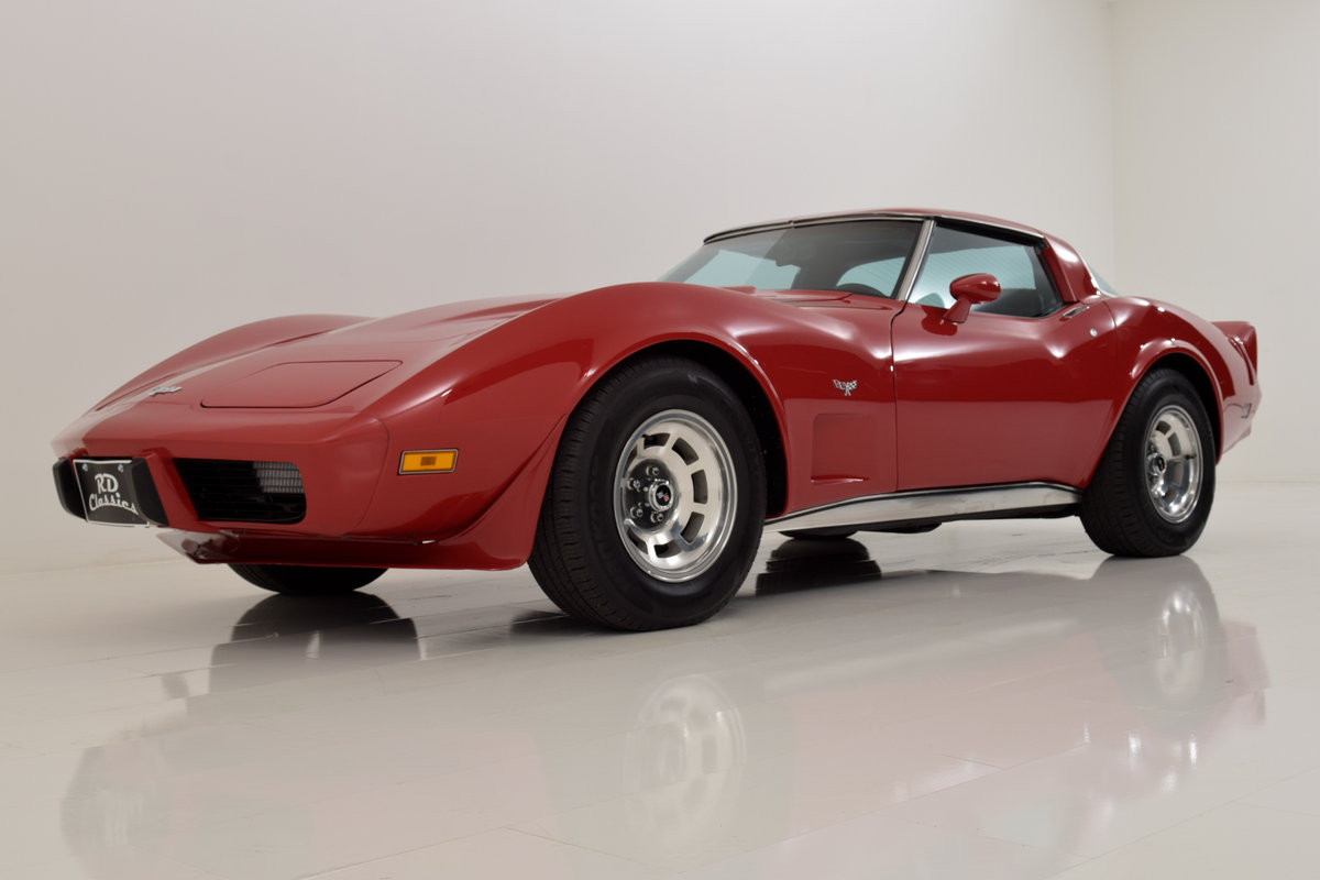 1979 Chevrolet Corvette C3 Targa - Matching Numbers! For Sale (picture 2 of 6)