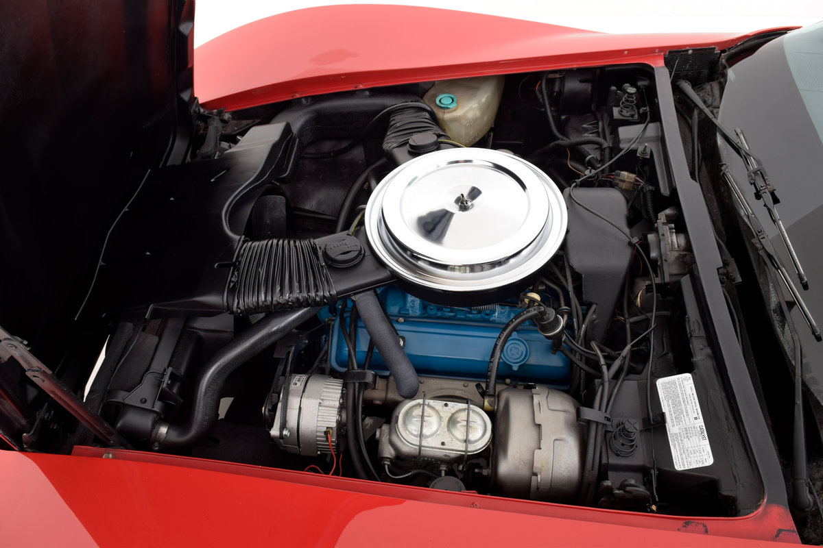1979 Chevrolet Corvette C3 Targa - Matching Numbers! For Sale (picture 6 of 6)