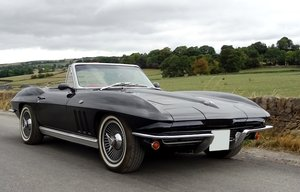 1966 CHEVROLET CORVETTE STINGRAY BEAUTIFUL MUSCLE CAR For Sale