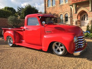 1949 Stunning Chevrolet Pickup Truck V8 Hot Rod.  For Sale