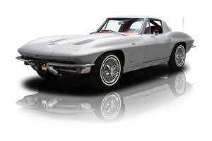 1963 63' Split window corvette 340hp / 4 spd numb match ! For Sale
