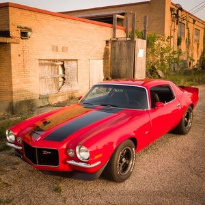 1973 Chevy Camaro Z-28 = Fast 454 4 speed Manual   For Sale
