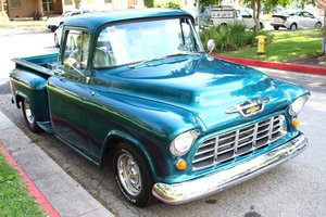 Picture of 1955 CHEVROLET 3100 BIG WINDOW SOLD