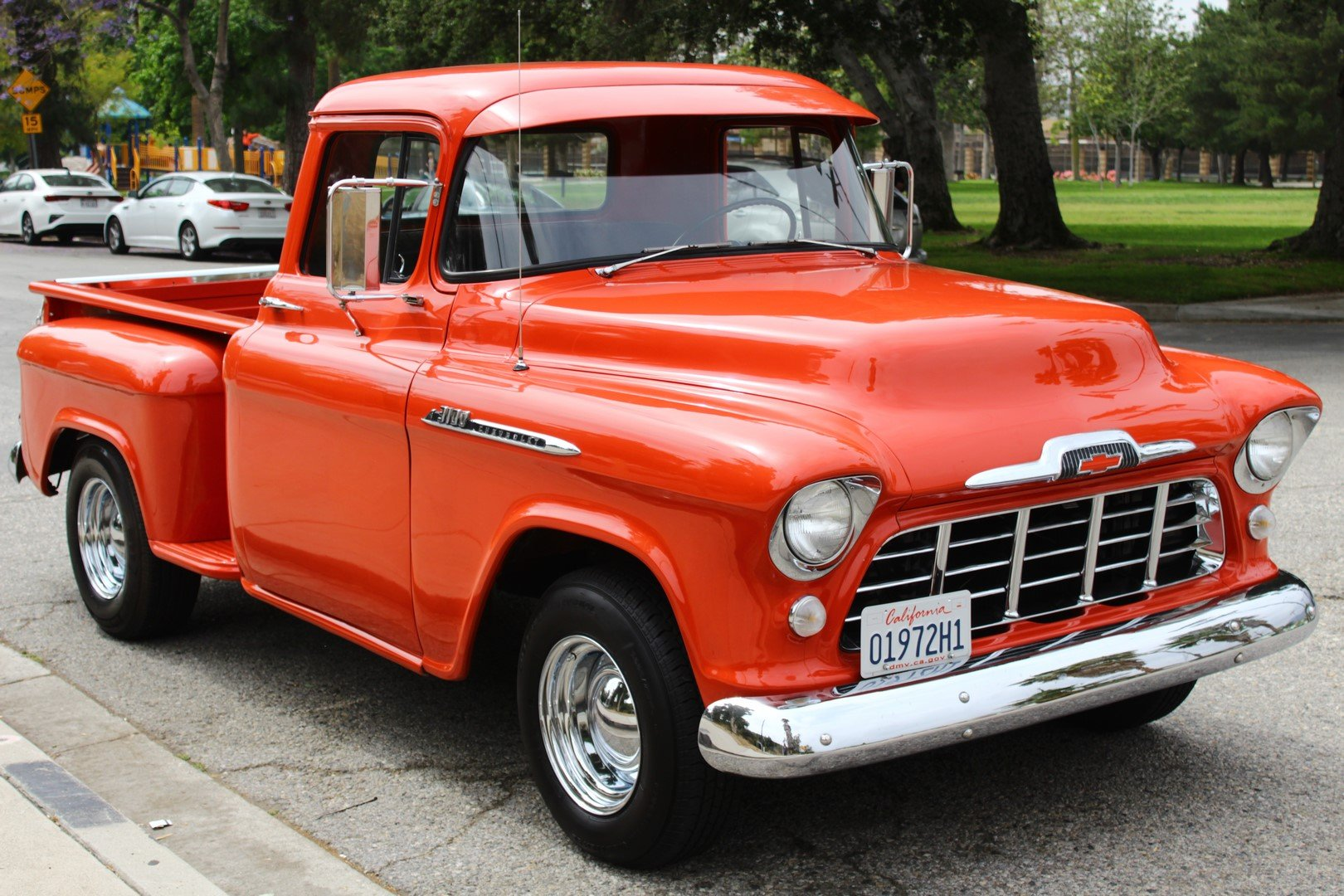 1956 CHEVROLET 3100 TASK FORCE For Sale (picture 1 of 6)