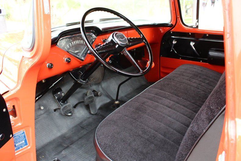 1956 CHEVROLET 3100 TASK FORCE For Sale (picture 3 of 6)