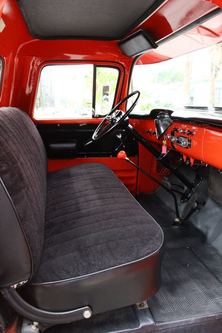 1956 CHEVROLET 3100 TASK FORCE For Sale (picture 4 of 6)