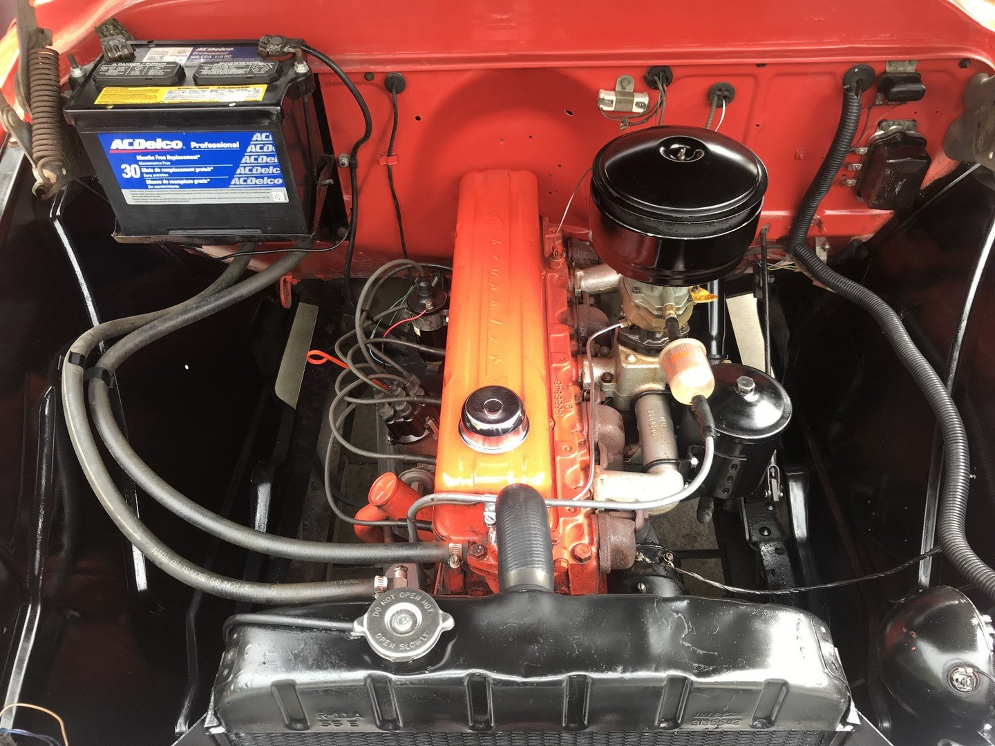 1956 CHEVROLET 3100 TASK FORCE For Sale (picture 5 of 6)