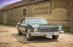 1971 Chevrolet Monte Carlo 6.6L V8 - [VERY RARE] For Sale