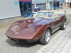 1974 SPECIAL PRICED ! CHEVROLET CORVETTE C3 CONVERTIBLE For Sale