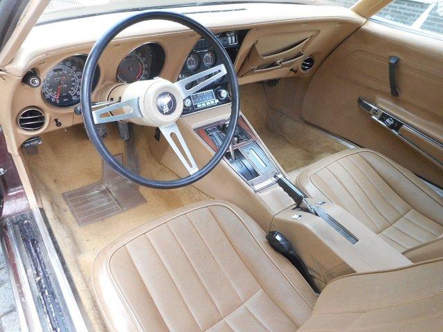 1974 CHEVROLET CORVETTE C3 CONVERTIBLE For Sale (picture 4 of 6)