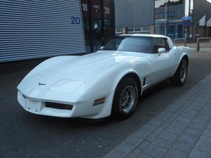 1980 CHEVROLET CORVETTE C3 TARGA For Sale