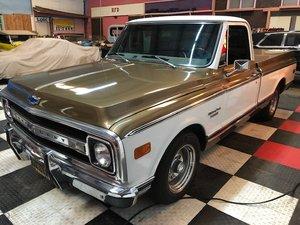 1970 Chevrolet C10 Pickup Truck Brilliant Fully Restored For Sale