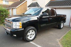 RARE 2011 Chevrolet Silverado 4X4 American truck