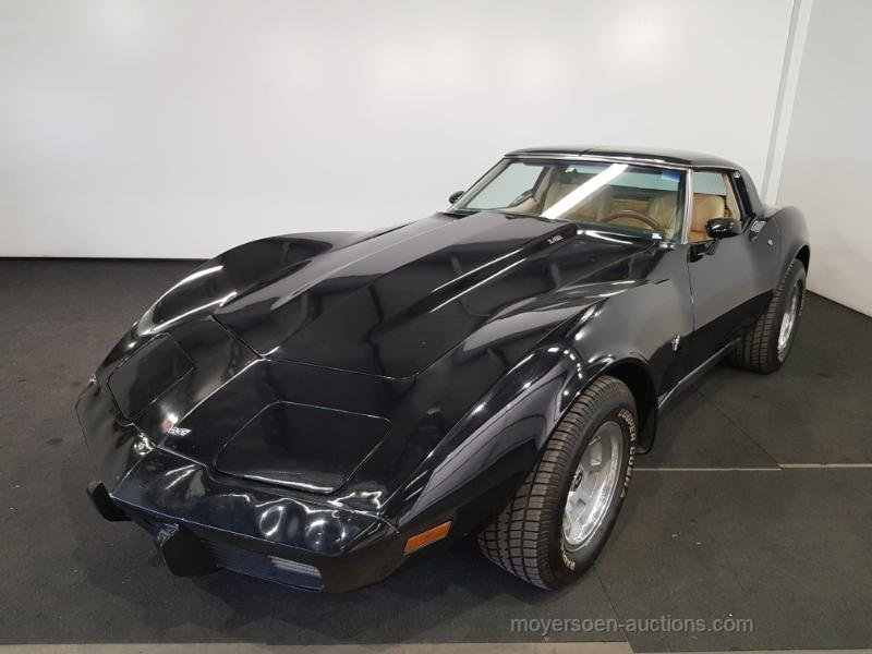 Chevrolet C3 zwart 1979  For Sale by Auction (picture 1 of 6)