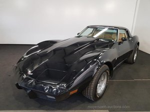Chevrolet C3 zwart 1979