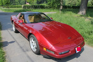 Corvette C4 ZR1 1990 - Perfect Condition For Sale