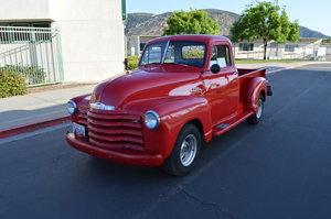 1953 Chevrolet 3100  SOLD