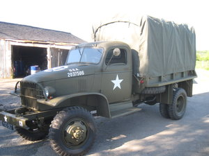 1941 Chevy G506 Truck For Sale
