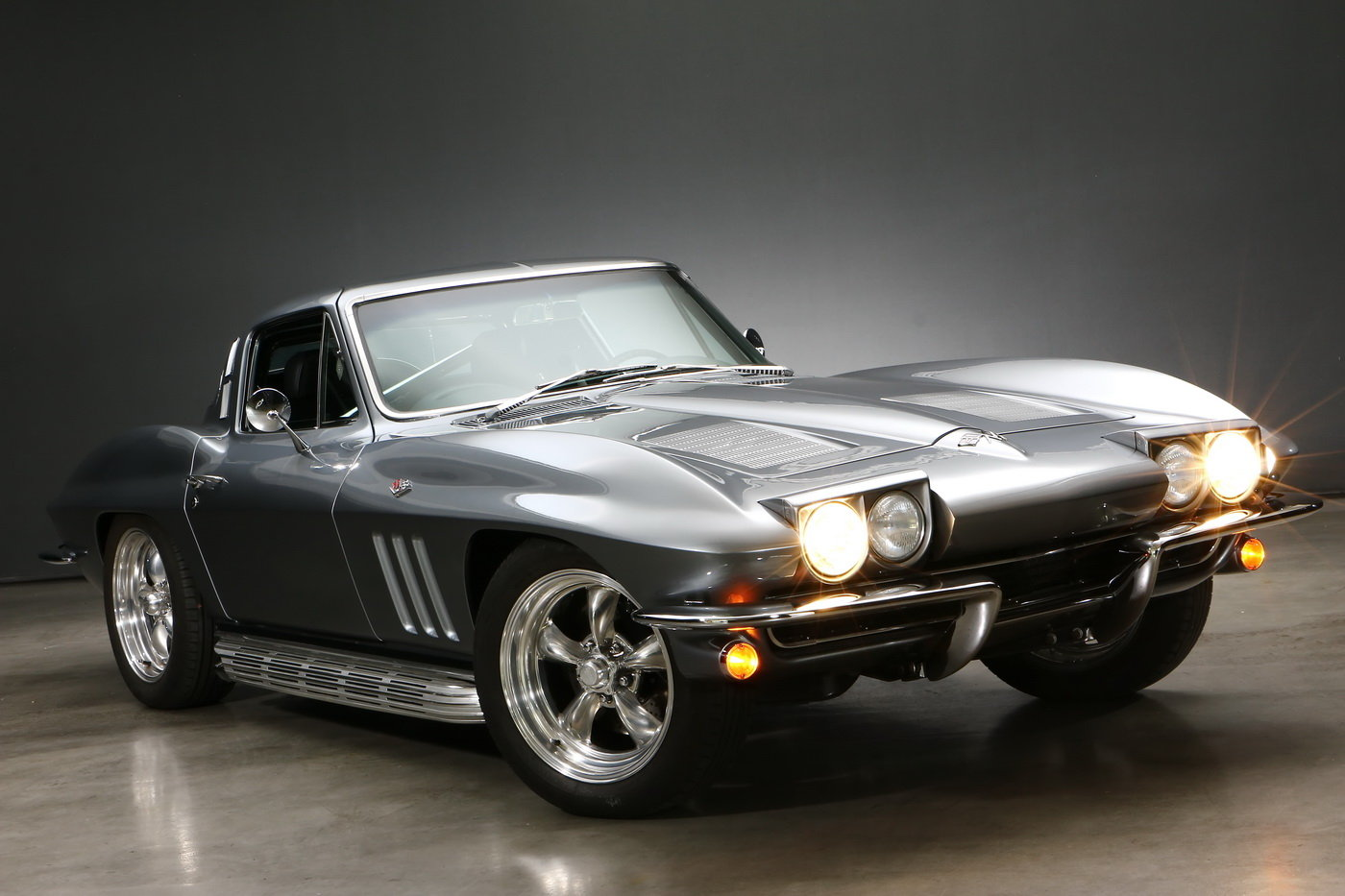 1966 Chevroltet Corvette Sting Ray C2 Coupé For Sale (picture 1 of 6)