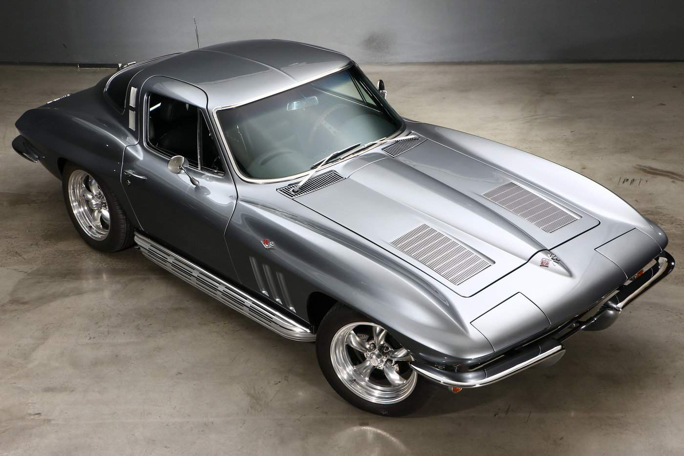 1966 Chevroltet Corvette Sting Ray C2 Coupé For Sale (picture 2 of 6)