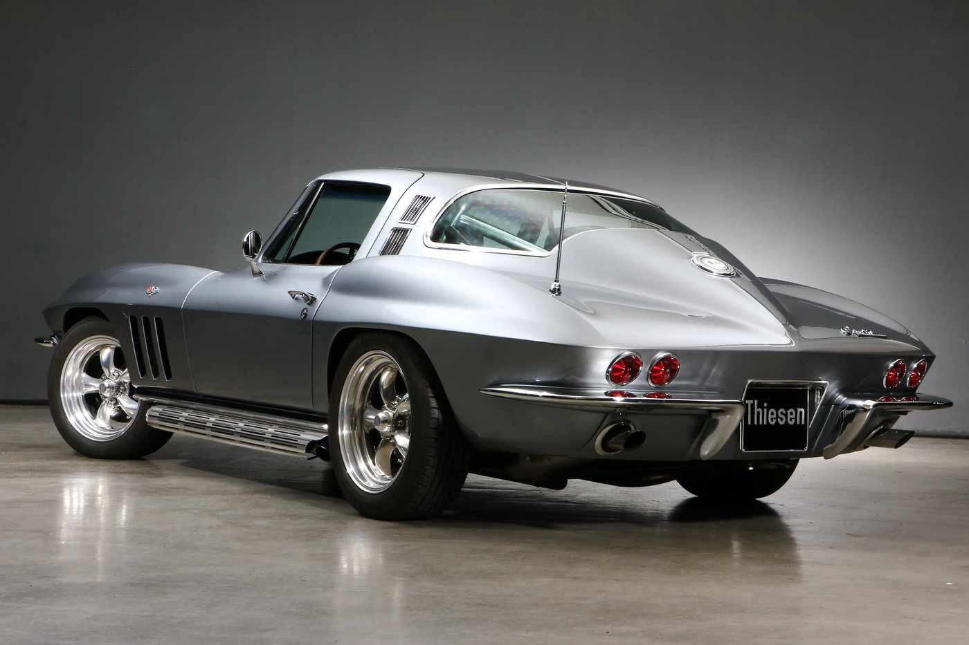 1966 Chevroltet Corvette Sting Ray C2 Coupé For Sale (picture 4 of 6)