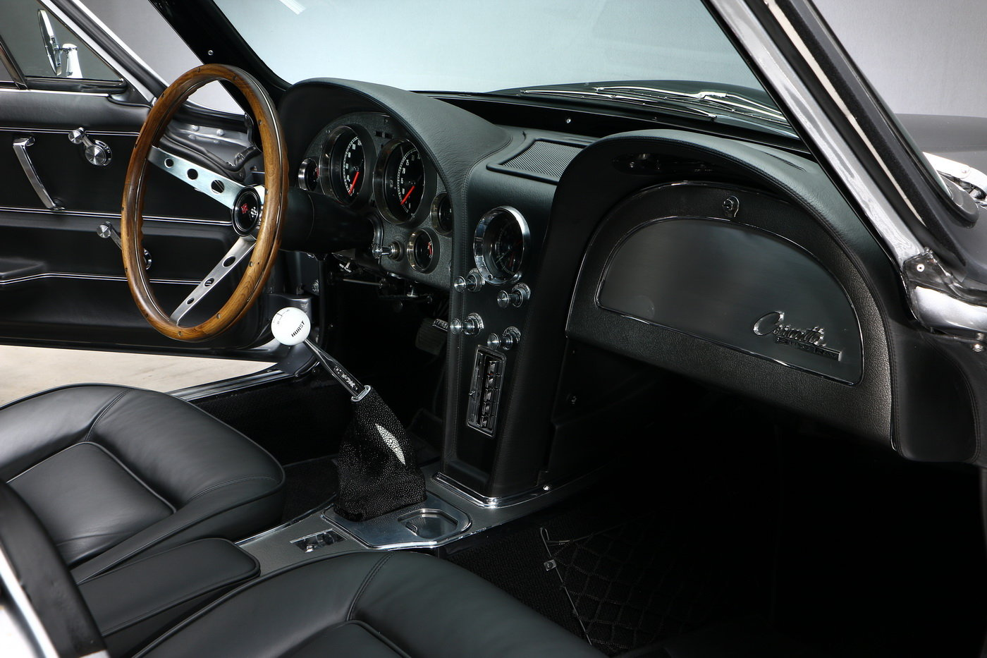 1966 Chevroltet Corvette Sting Ray C2 Coupé For Sale (picture 5 of 6)