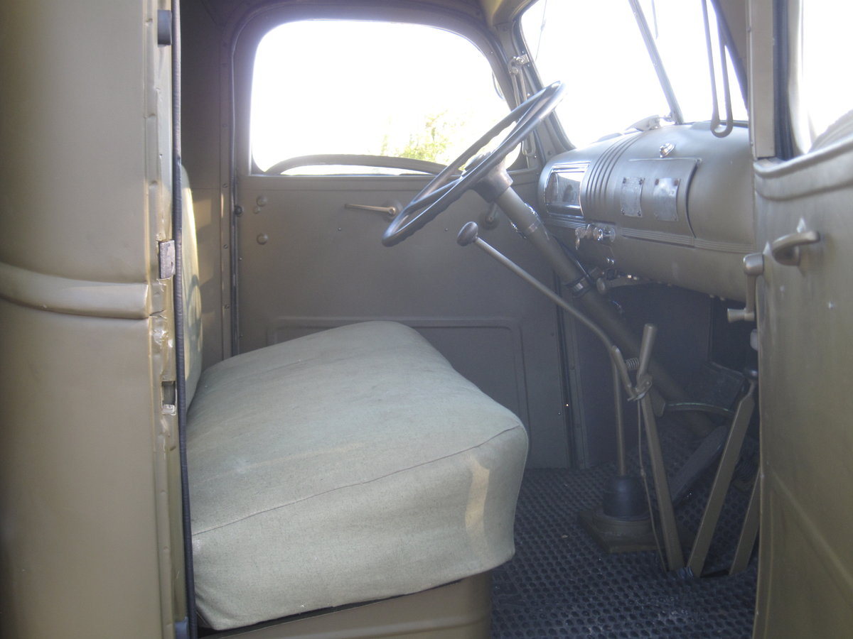 1941 Chevy G506 Truck For Sale (picture 5 of 6)