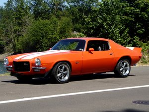1970 Chevy Camaro Coupe = strong V-8 Auto Trans $27.5k For Sale