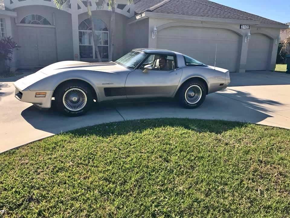 1982 Chevrolet Corvette Collector's Edition (Cape Coral, FL) For Sale (picture 1 of 4)