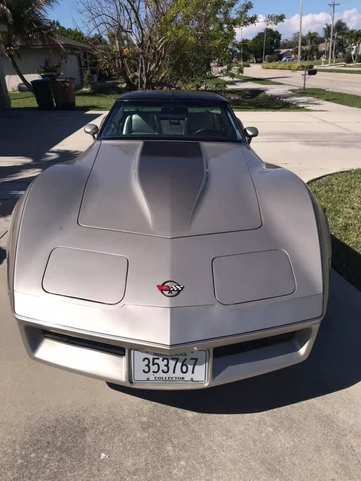 1982 Chevrolet Corvette Collector's Edition (Cape Coral, FL) For Sale (picture 2 of 4)
