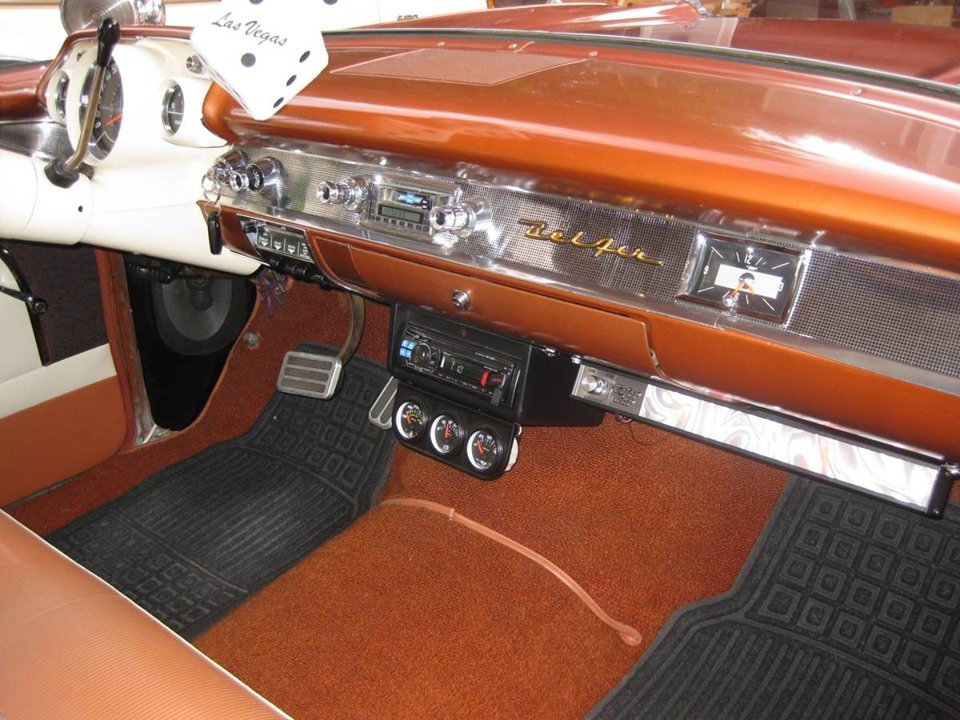 1957 Chevy Bel Air 2dr sedan (Bremerton, Wa) $34,900 obo For Sale (picture 5 of 6)