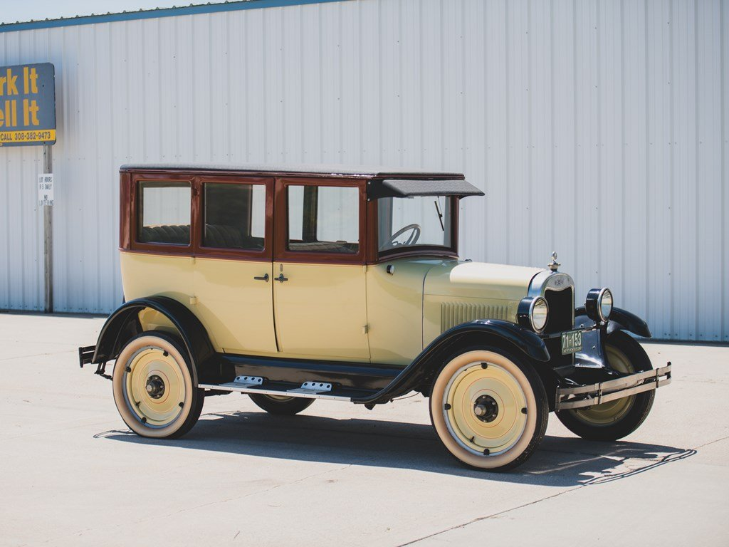 1925 Chevrolet Superior-K Sedan For Sale by Auction (picture 1 of 6)