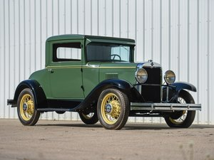 1930 Chevrolet AC Coupe For Sale by Auction