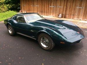 Corvette C3 1973 coupe For Sale