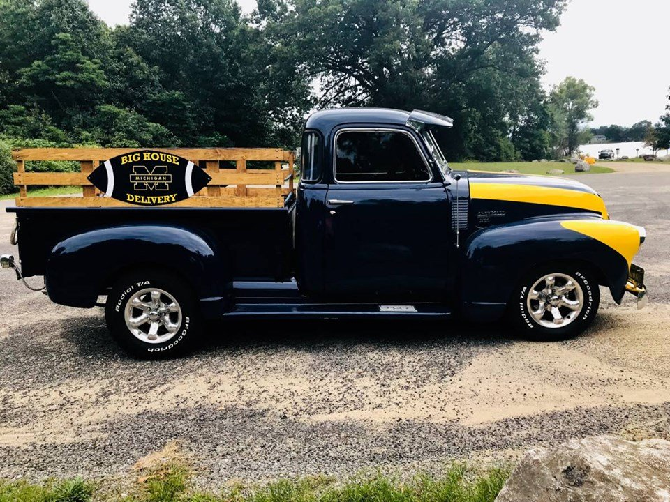 1949 Chevrolet 3100 (Kalamazoo, MI) $29,995 obo For Sale (picture 2 of 6)