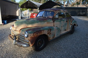 1947 Chevy Stylemaster SOLD