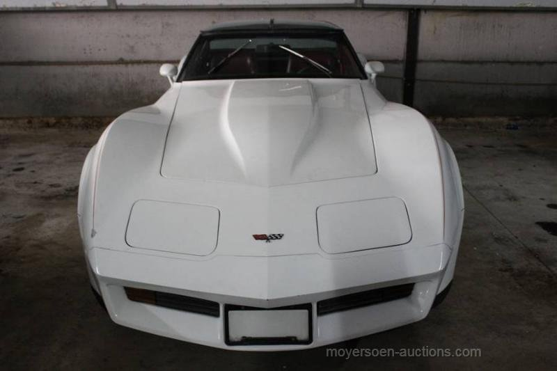 1982 CHEVROLET Corvette C3 Cross-fire-injection V8  For Sale by Auction (picture 1 of 6)